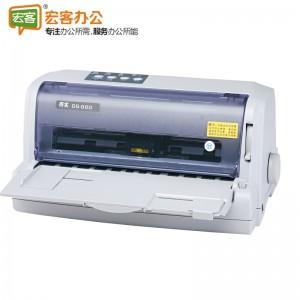 得实 DS-660 多功能高效型24针82列平推票据打印机