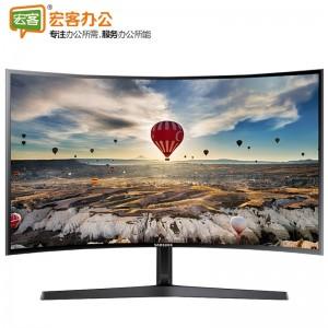三星/SAMSUNG C27F396FHC 27英寸1800R广视角曲面液晶显示器