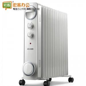 艾美特 HU1339  取暖器13片油汀电暖气省电静音暖炉