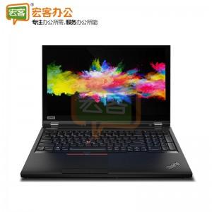 联想/ThinkPad P53(03CD) 15.6英寸图形工作站笔记本电脑(i7-9750H/16G/256GSSD+1T/T1000 4G独显/100%sRGB)