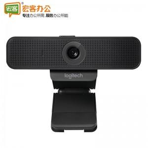 罗技C925e 1080P内置麦克风 3倍数码变焦
