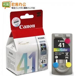 佳能Canon CL-41彩色原装墨盒