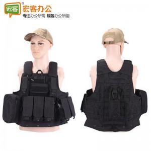 户外防护多功能背心 战术防护装备HK13012