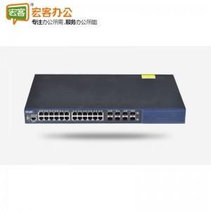 锐捷 RG-S5510-24GT/8SFP-E 24口全千兆核心交换机