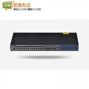 锐捷(Ruijie)  RG-S2928G-S  24口千兆 二层交换机 4光口 WEB网管