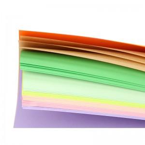 A3 彩色卡纸 180g彩色纸 100张/包