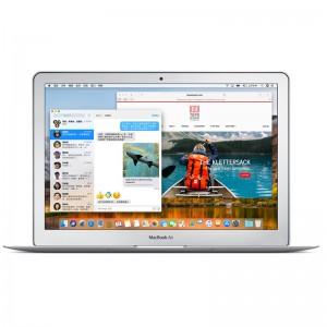 苹果AppleMacBookAir13.3英寸笔记本电脑MQD32CH/A银色(i58G128G)