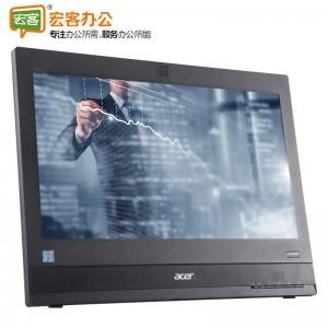 宏碁/ACER A450 21.5英寸商用一体机电脑(I5-8400/4G/1T)