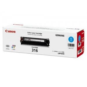 佳能Canon CRG-316C 青色原装硒鼓