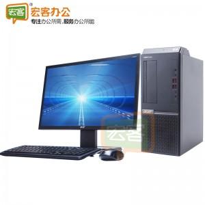 宏碁Acer Veriton D650 G5400  22英寸商用台式电脑