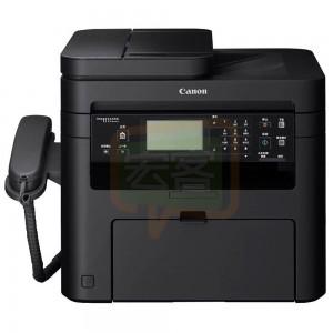 佳能Canon MF246dn 黑白激光多功能一体机 含手柄 网络+双面