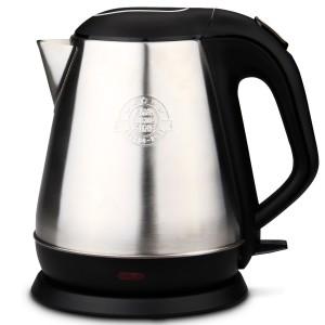 Deli/得力0762食品级不锈钢电热水壶