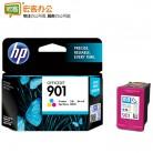 惠普HP CC656AA(901) 彩色原装墨盒
