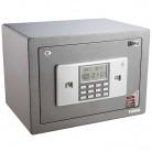 得力Deli 3611  电子密码防盗双层保险柜/保管箱(3C认证)