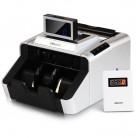 得力deli 3919 银行专用双驱动双显示屏点钞机/验钞机