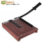 得力Deli 8003  B4木质切纸机/裁纸刀