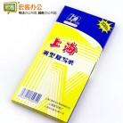 上海2839复写纸薄型 48k双面蓝色 100张/盒