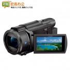 索尼(SONY)FDR-AX60 4K高清数码摄像机 DV/摄影/录像 5轴防抖