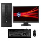 惠普HP ProDesk 680 G2 MT台式机i5-6500+2G独显+20寸液晶显示器
