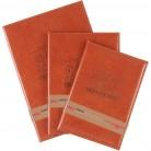 得力Deli  7585,7586,7587 功勋系列PU优质皮革荣誉证书