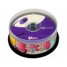 啄木鸟 抽象系列8× DVD+/-R  25片盒装刻录盘