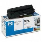 惠普HP C4092A 黑色原装硒鼓