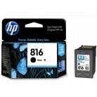 惠普HP C8816B(816) 黑色原装墨盒