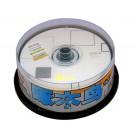 啄木鸟 抽象系列8× DVD+/-R  50片盒装刻录盘