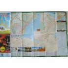 温州市经济交通旅游图/温州市地图87*56cm HK10364