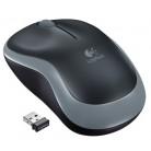 罗技Logitech  M185 2.4G 光电无线鼠标