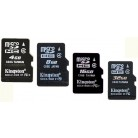 金士顿KingSton micro TF卡 4GB-32GB手机内存卡