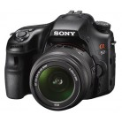 索尼SONY SLK-A57(含18-55镜头)单反相机套机