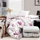 南方寝室 悠香被系列 超柔绒印花加厚保暖被 200x230cm