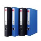 得力Deli 5454 A4双强力夹文件夹/8寸纸板夹/资料夹